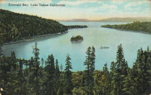 Emerald Bay , Lake Tahoe , California , 00-10s