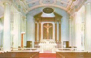 Basilica Of Saint Lois King Of France Saint Louis Missouri