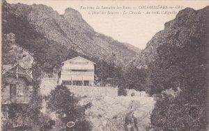 COLOMBIERES-sur-ORB, Calvados, France; Environs de Lamalou -les- Bains, L'Hot...