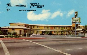 CA - Route 66, Barstow. TraveLodge