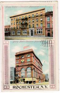 YMCA & YWCA, Rochester NY