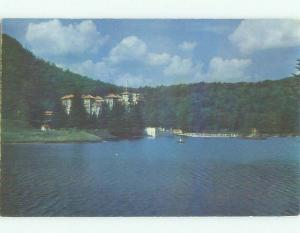 Lake Gloriette And The Balsams Hotel Dixville Notch New Hampshire NH HQ2011