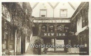 New Inn Gloucester UK, England, Great Britain Unused