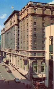 Canada - Quebec, Montreal. Mount Royal Hotel
