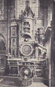 Horloge Astronomique De La Cathedrale, Strasbourg (Bas Rhin), France, 1900-1910s