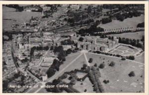 England Aerial View Of Windsor Castle
