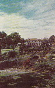 Oklahoma Tulsa Philbrook Art Center-Museum
