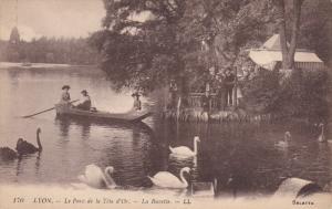 LYON , France , 00-10s ; Le Parc de la Tete d'Or