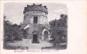 RAVENNA, Emilia-Romagna, Italy, 1900-1910's; Mausoleo Di Teodorico