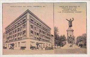 Ohio Frederick Francis Scott Key Hotel