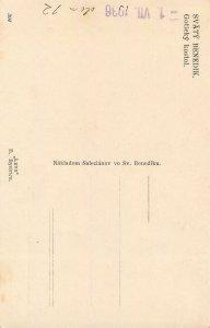 Postcard Czech Republic Svaty Benedik