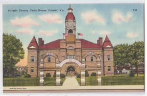 Court House, Pulaski VA