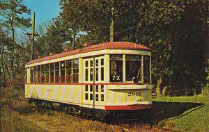 Trolley Montreal Lightweight #2001