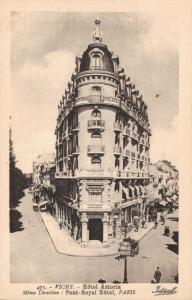 France Vichy Hotel Astoria Meme Direction Pont Royal Hotel Paris 01.96