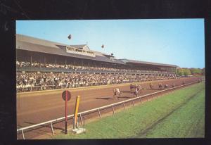 LEXINGTON KENTUCKY KEENELAND RACE COURSE HORSE RACING TRACK OLD POSTCARD