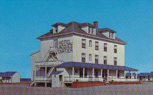 Canada Hotel Jacques Cartier Gaspe Quebec
