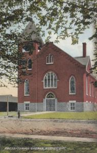 RODNEY , Ontario , Canada , 1913 ; Presbyterian Church
