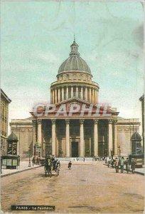 Postcard Old Paris's Pantheon