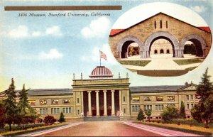 California Stanford University The Museum