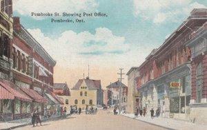PEMBROKE , Ontario , Canada , 1900-10s ; Pembroke Street