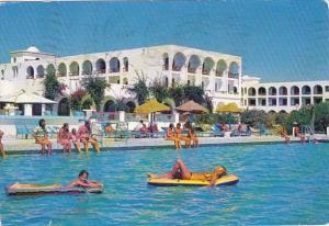 Tunisia Hammamet Hotel Tanfous 1988