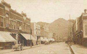 RP: SALIDA , Colorado , 1900-10s ; F Street