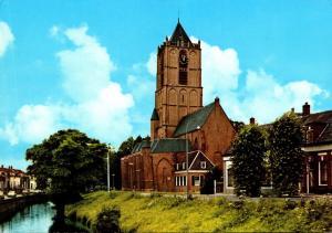 Netherlands Tiel Church Kerk