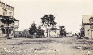 RP: DOAKTOWN, New Brunswick, 1910s ; Main Street East