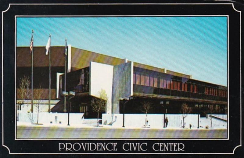 Rhode Island Providence Civic Center