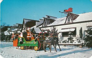 G2958 IN, Santa Claus Land Jolly Old Santa Postcard