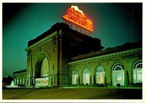 Tennessee Chattanooga The Chattanooga Choo-Choo Railway Station