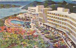 Virgin Isle Hilton , Charlotte Amalie , US Virgin Islands , 40-60s