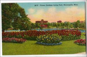Flower Garden, Loring Park, Minneapolis MN