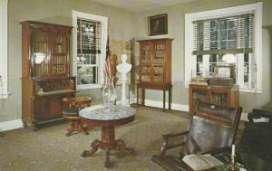 8882 General Jackson's Office at The Hermitage, near Nashville, Tennessee
