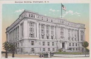 Washington Dc Municipal Building