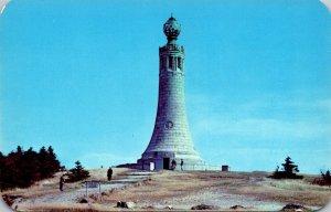 Massachusetts Mt Greylock Massachusetts State War Memorial Beacon