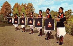 Fiji Police Force Fanfare Trumpeters Fiji Unused