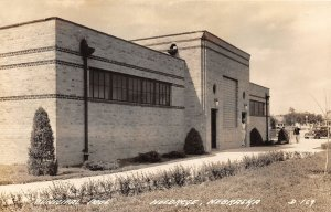 G32/ Holdrege Nebraska RPPC Postcard  c1940s Municipal Swimming Pool