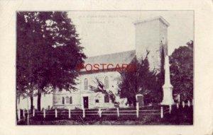 OLD STONE FORT, SCHOHARIE, N. Y.