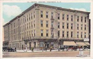 South Carolina Columbia Hotel Jerome