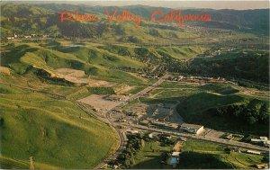 Rheem Valley California Airview 1968 Roberts Hakanson Postcard 21-5979