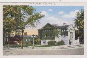 Michigan Niles Public Library