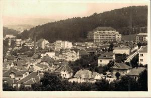 Czech Republic Lázně Luhačovice 02.93