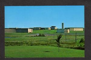 NB University of Moncton New Brunswick Carte Postale Postcard Canada PC