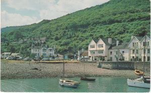 Post Card Somerset Porlock Weir