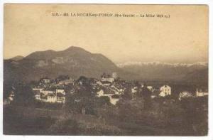 LA ROCHE-sur-FORON (Hte-Savoie)- Le Mole, France 00-10s