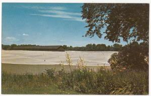 Typical Tobacco Farm, Connecticut River Valley, unused Postcard