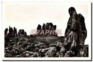 Old Postcard Islands Chaussey Rocks Monks