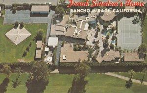 RANCHO MIRAGE, California, 1950-60s; Frank Sinatra's Home