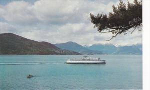Ferry,  British Columbia,  Canada,  40-60s